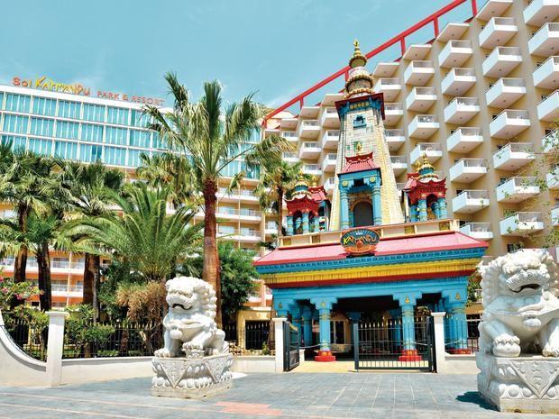 Magaluf Holidays 2021 2022 Thomas Cook Family Resort Vacations Park Resorts Magaluf Holidays