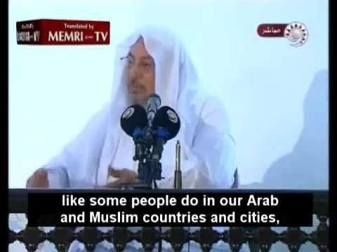 Qaradawi gives us a great display of Islamist tolerance Courtesy of MEMRI