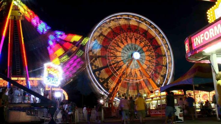 indianapolis fairgrounds events 2014 | Indiana State Fair 2014 - A Time to Celebrate