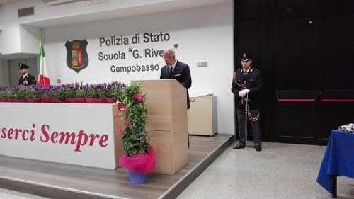 Molise: #Festa della #polizia cerimonia e consegna onoreficenze agli agenti (link: http://ift.tt/2opxD24 )