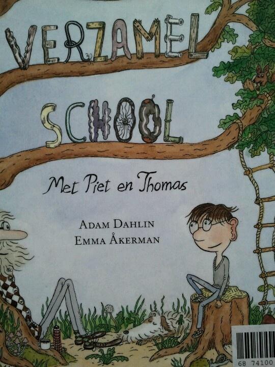 Leuk boek over verzamelen en over drijven en zinken