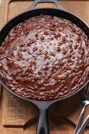 Daddy Cool!: Θεική σοκολατόπιτα στο τηγάνι!και θα γίνει της τρελης