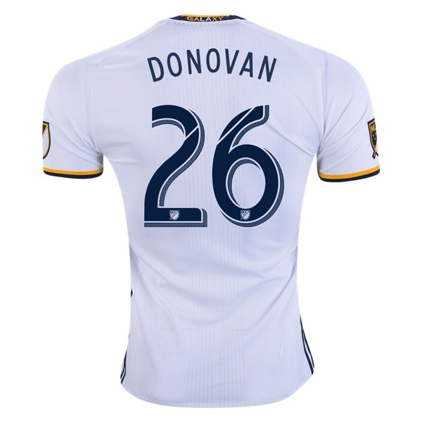 adidas Landon Donovan LA Galaxy Authentic Home Jersey 2016