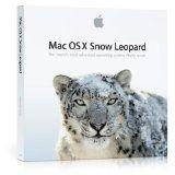 Mac OS X version 10.6.3 Snow Leopard (DVD-ROM)By Apple