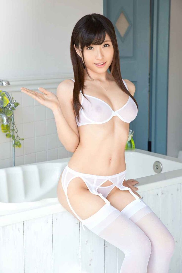 White Lingerie Beautiful Pinterest Asian White