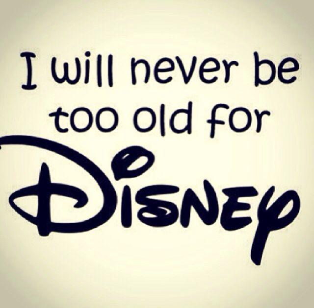 Must go to Disney!