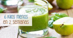 Limpia tu colon y pierde hasta 6 kilos en 2 semanas tomando esta bebida quemagrasas en ayunas | Salud