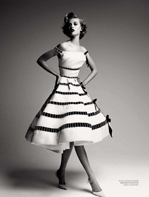 vintage - Dior by Demarchelier