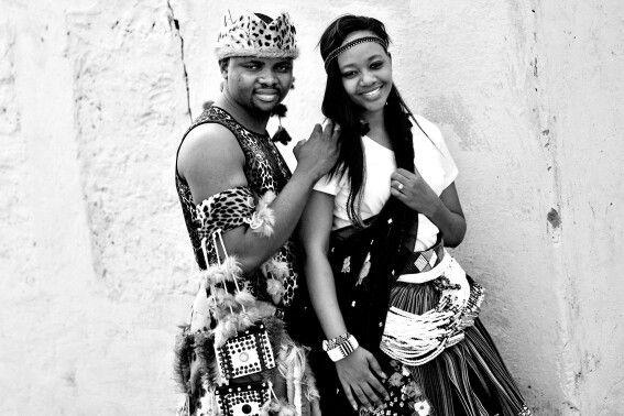 Tsonga couple