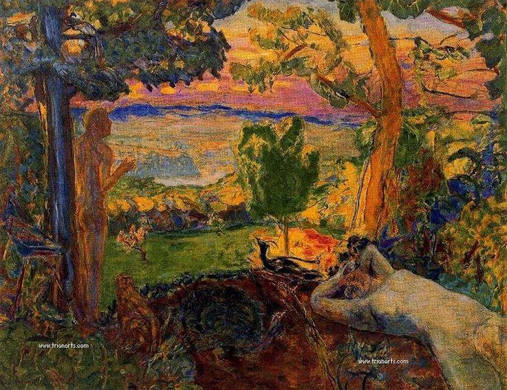 Pierre Bonnard: Los Nabis