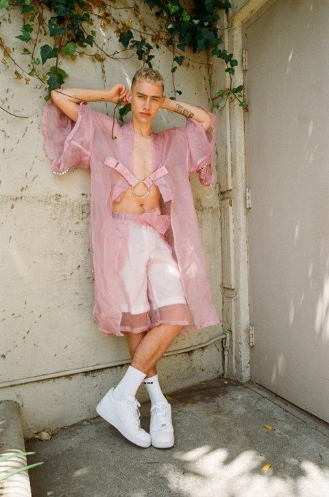 Olly Alexander Dazed Maxwell Clements 2016