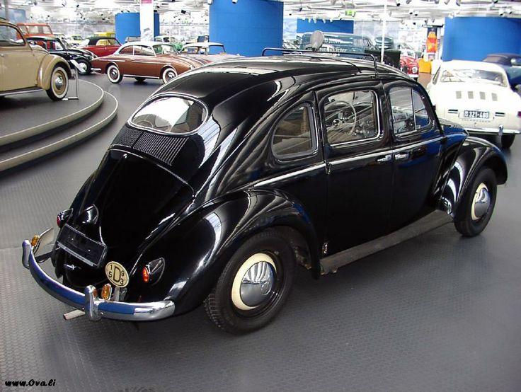 rometsch volkswagen beetle 4 door taxi 1953 cars pinterest volkswagen volkswagen beetles. Black Bedroom Furniture Sets. Home Design Ideas