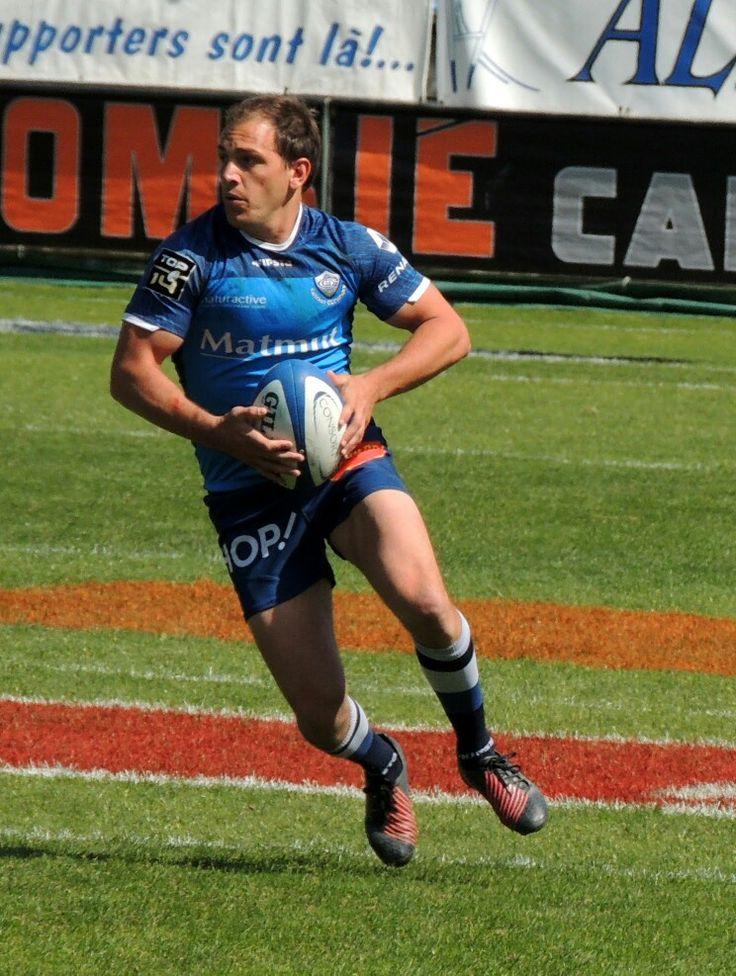 Benjamín Urdapilleta. Castres Olympique. Rugby #TOP14. #COST.