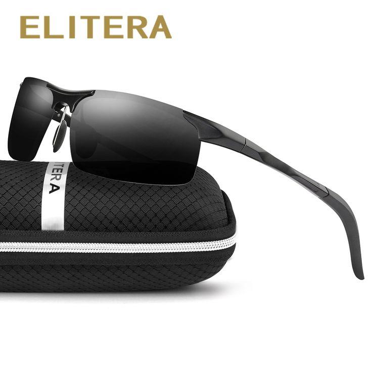 ELITERA Aluminum Magnesium Polarized Sunglasses Men Driver Mirror Sun glasses Male Fishing Female Outdoor Sports Eyewear For Men #Sunglasses http://www.ku-ki-shop.com/shop/sunglasses/elitera-aluminum-magnesium-polarized-sunglasses-men-driver-mirror-sun-glasses-male-fishing-female-outdoor-sports-eyewear-for-men/