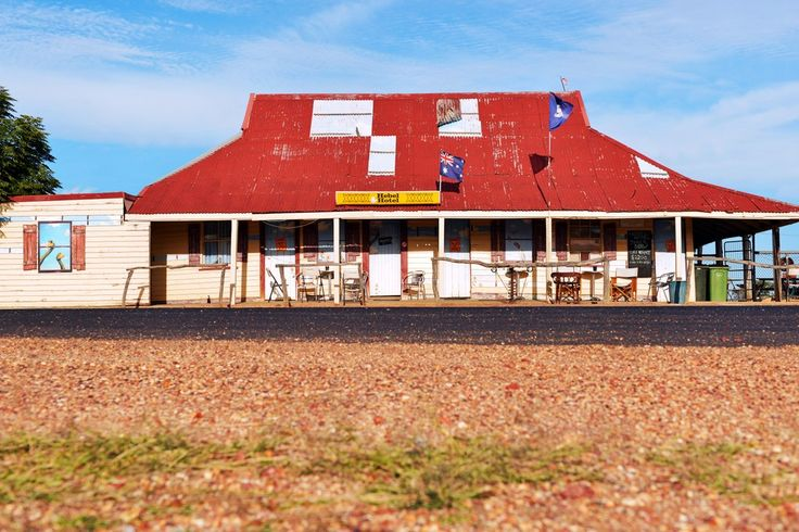 The Outback Pub