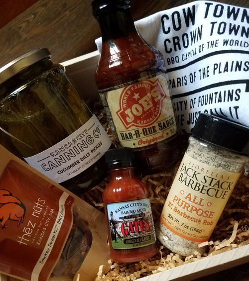 Kansas City Bbq Gift Box Joe S Kansas City Bbq Sauce Joe S Kansas City Bbq Bbq Kansas City