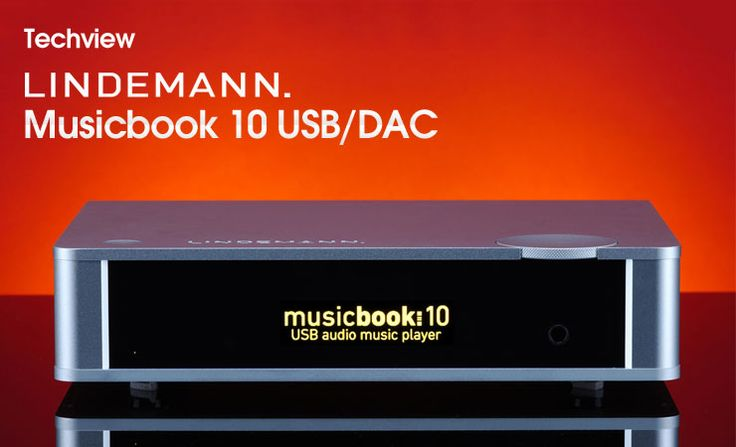 Lindemann musicbook 10 - Tech-view