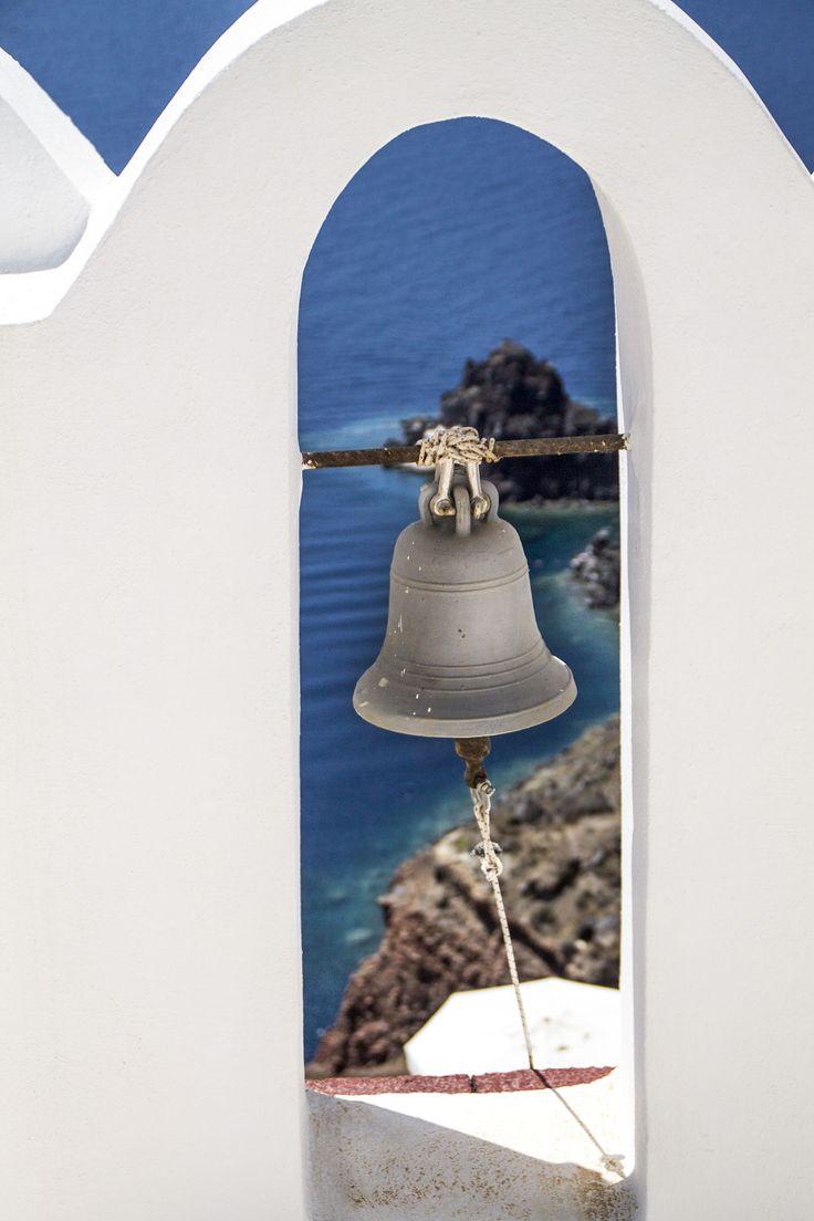 Bell tower, Crete, Greece