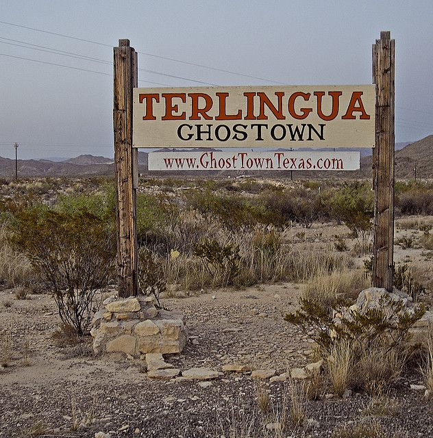 Abandoned Places Of Texas: Ghost Town, Terlingua, Texas
