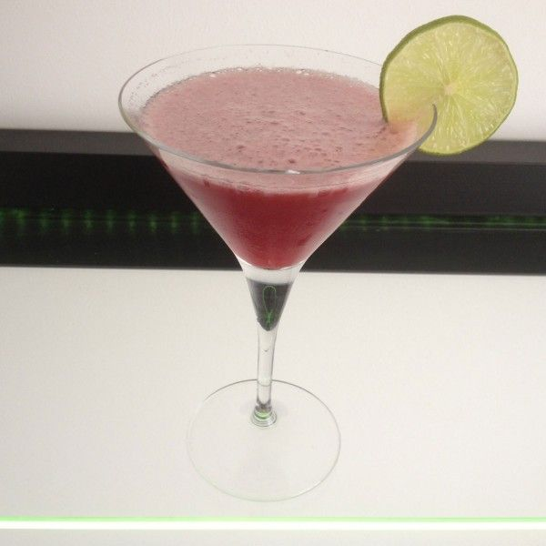 Granaatappel-Martini