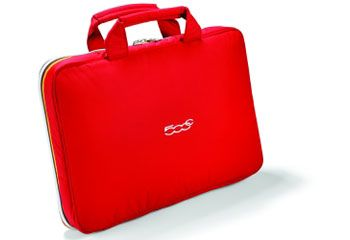 Fiat 500c Laptop Bag | Office | Fiat Merchandise | SG Petch