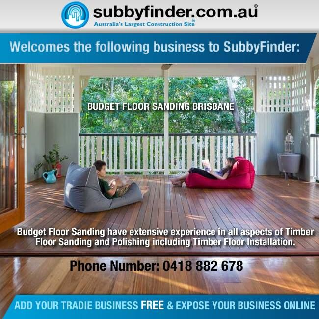 It's FREE to register your Tradie business on Subbyfinder.com.au Building your SubbyFinder profile is quick and easy. Fill out your industry experiences, industry type and any other forms of expertise in your industry. #subbyfinder #tradie #tradies