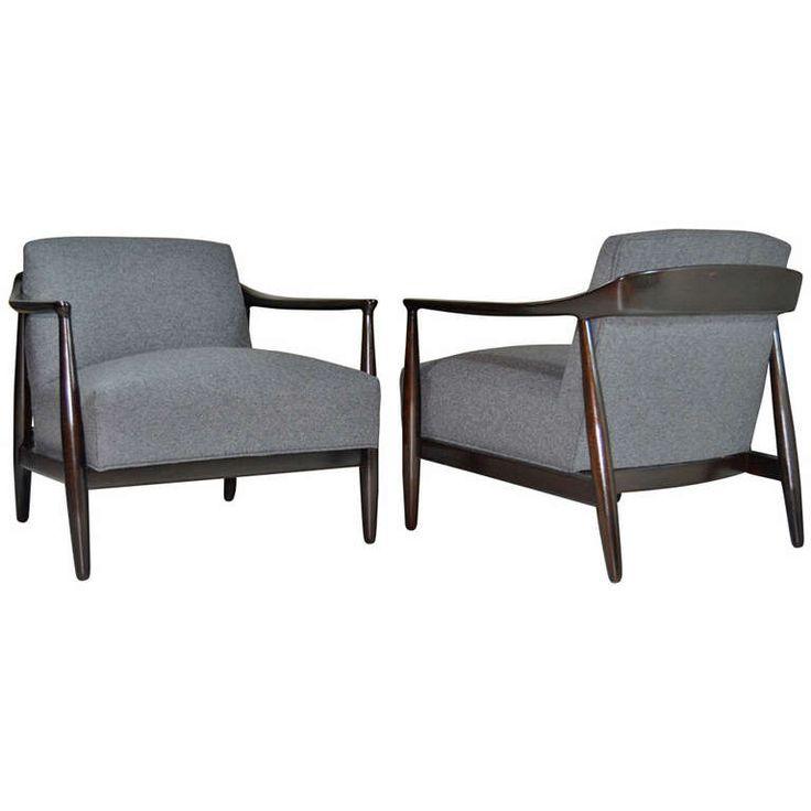 ib kofodlarsen lounge chairs lounge chair century