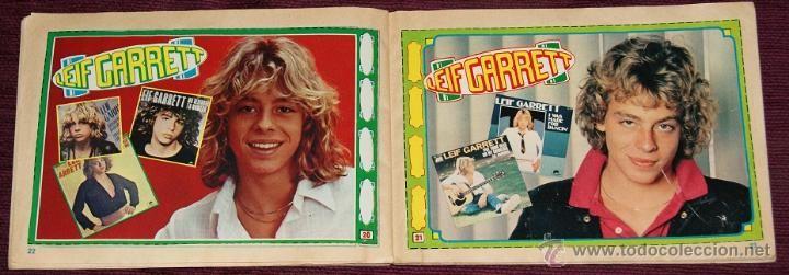 Revistas de música: ALBUM SUPER POP 1982 MECANO+PECOS+MIGUEL BOSE+ABBA+CAMILO SESTO+DALLAS+LEIF GARRETT