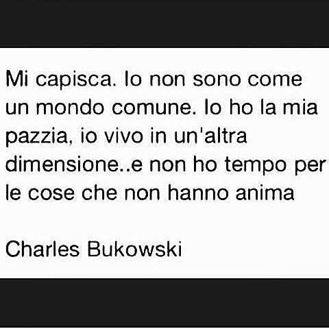 Bukowski- live crazy