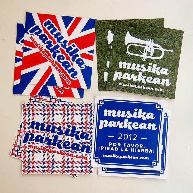 #musikaparkean 2012