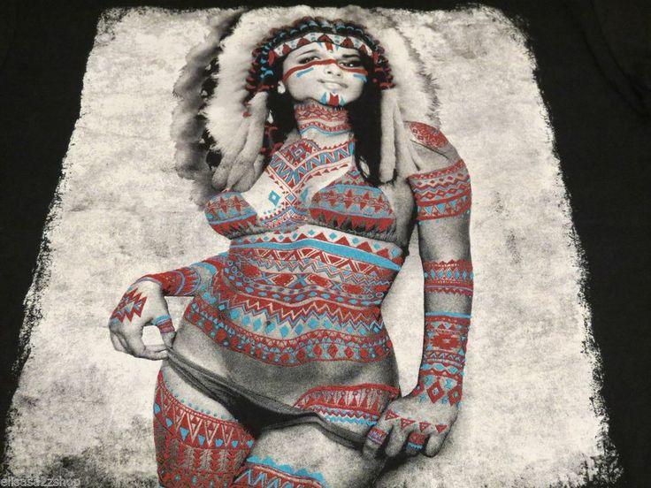 American indian stripper