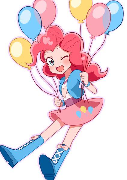 Pinkie Pie - Equestria Girls