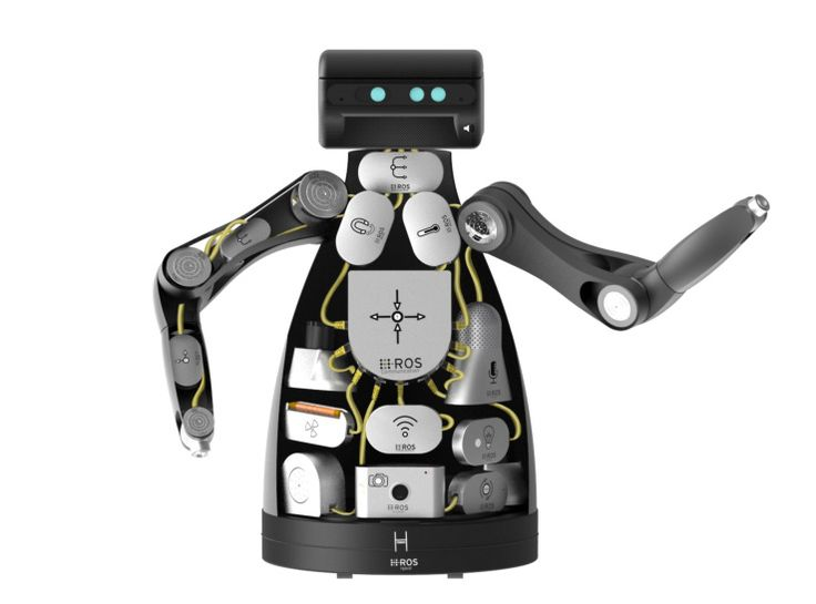 Sony backs Acutronic Robotics hardware robot operating system