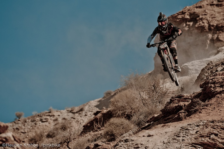 the Red Bull Rampage