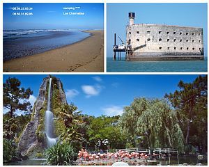 MH Charmettes **** airconditioning, fietsen, 3bd - HOLIDAY TOUSSAINT € 250 / week
