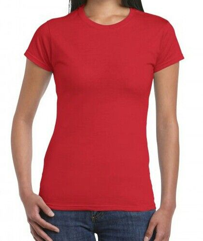 Ladies t-shirt style. More colours available!