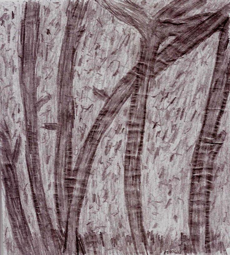 Landscape (trees), by Yorgos ΖΗΤΩ (2016)