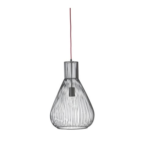 Rayer Pendant Wire Black/Red