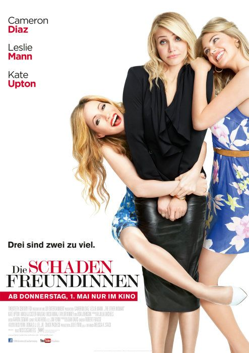 Poster zum Film: Schadenfreundinnen, Die