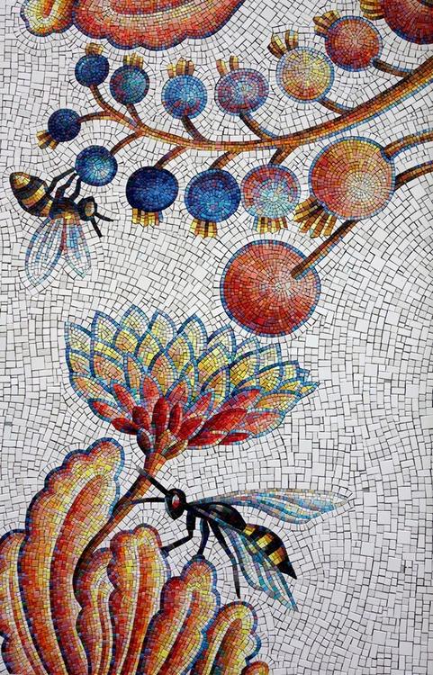 mosaic | Andrea Dezsö
