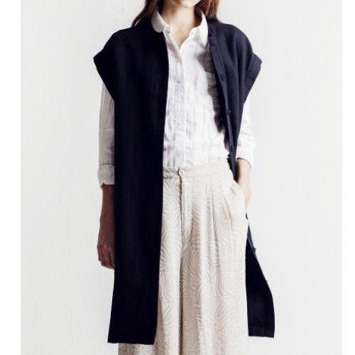 Rodebjer - Perle Linen Dress/Vest