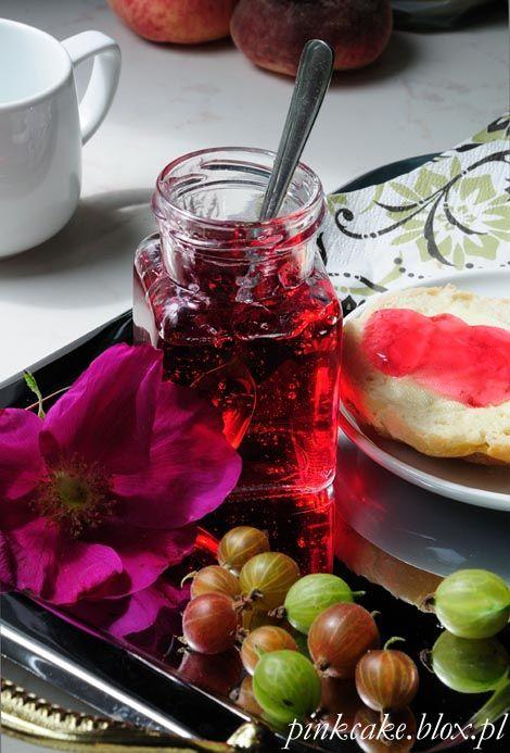 galareta różana w Lucyny Ćwierczakiewicz
