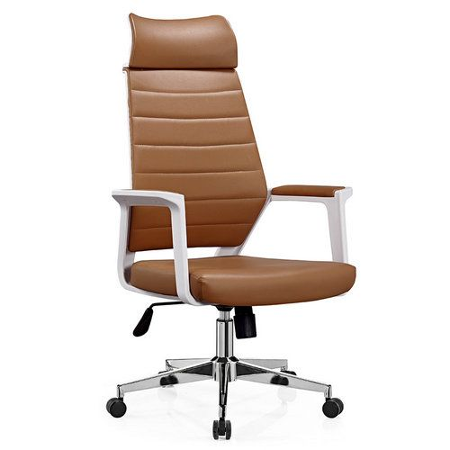 2016 new design modern executive high back brown leather ergonomic office chairs in Foshan / brown leather office chair / ergonomic office chair, office furniture manufacturer  http://www.moderndeskchair.com//leather_office_chair/brown_leather_office_chair/2016_new_design_modern_executive_high_back_brown_leather_ergonomic_office_chairs_in_Foshan_259.html