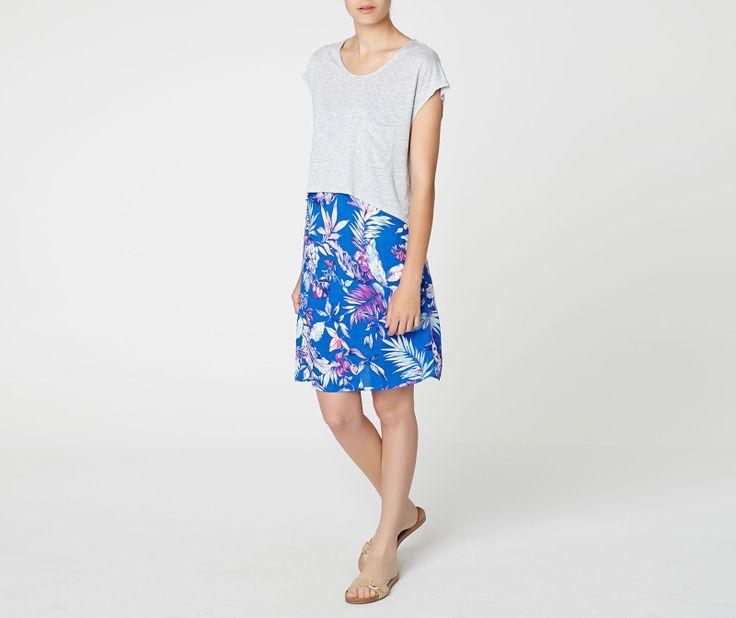 Vestito tropicale - OYSHO