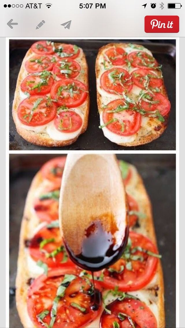 Caprese Garlic Bread..I've Made This Several Times And It's A Huge Hit As A Party Appetizer.