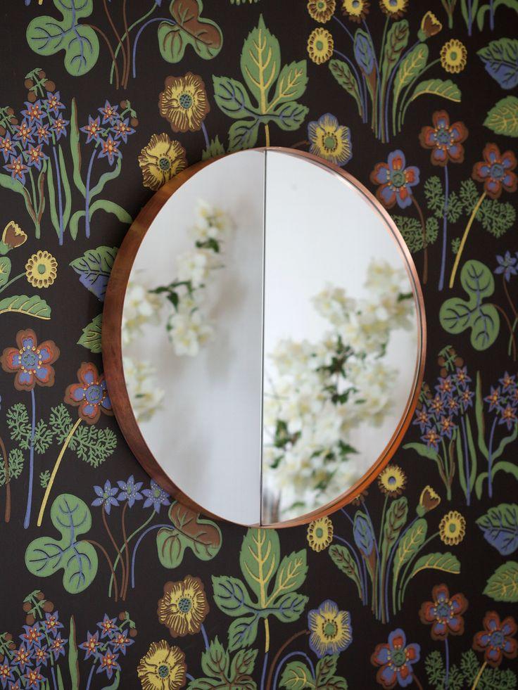 Vino mirror design by Iina Vuorivirta, produced by Lokal