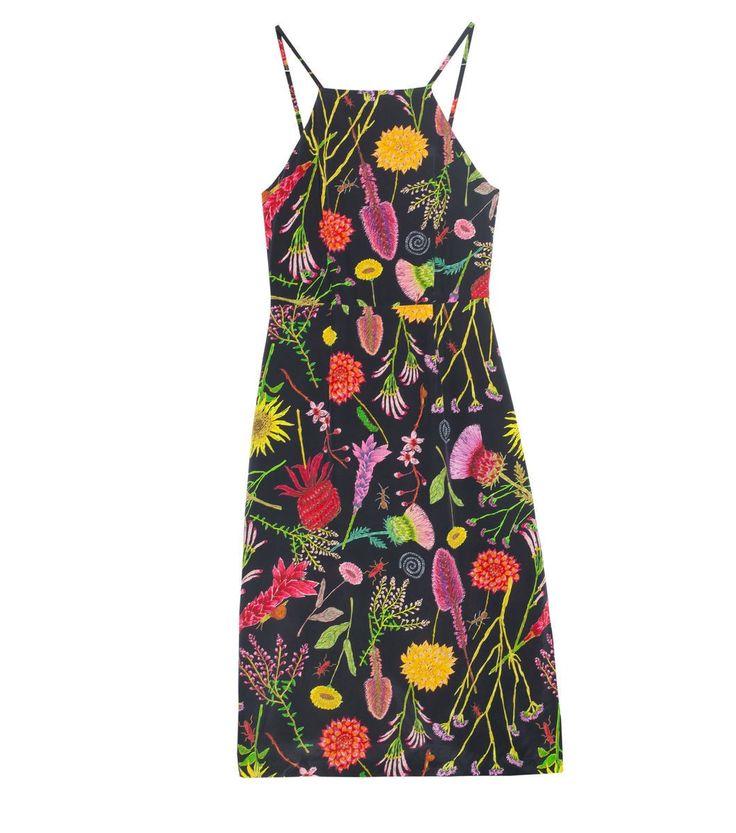 Garden Bed Apron Dress