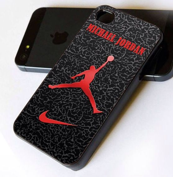 7a9fb0f5c937ca Michael Jordan iPhone Case