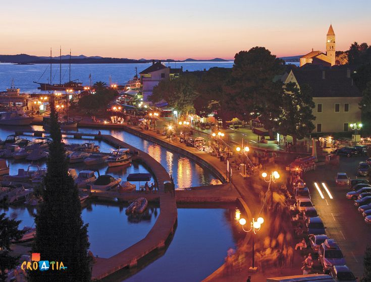 Biograd na Moru, formerly a royal Croatian town, is a famous tourist and nautical destination in the very centre of the Adriatic Riviera. Surrounded by national parks (Kornati, Paklenica, Krka Falls, the Plitvice lakes) and the nearby historical cities of Zadar, Šibenik and Nin, the town will make your stay on the Croatian Adriatic an unforgettable one. http://www.adriaticaccommodation.net