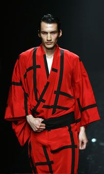 """Japanese fashion showNow this is Cassie""""s idea of Japanese fashion!"""